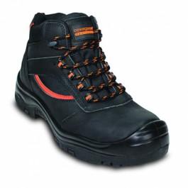 Ενδυση Εργασιας - Μποτάκι PEARL HIGH S3 SRC μαύρο composite, 9PEAH Μποτάκια Ενδυση Εργασιας - nolimit.gr
