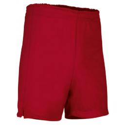 Αθλητικό κοντό παντελόνι, 4006272-64, κόκκινο Ενδυση Εργασιας - nolimit.gr