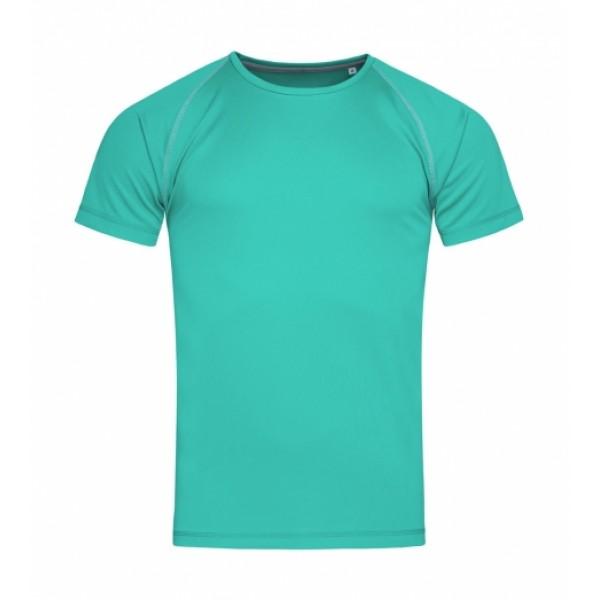 T-shirts - t-shirts - Ανδρικό Active Team Raglan Stedman, ST8030 πράσινο bahama nolimit.gr