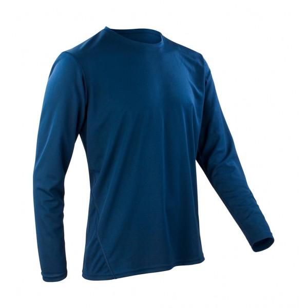 Μπλουζάκι performance Spiro,S254M, μπλέ navy Μπλούζες Ενδυση Εργασιας - nolimit.gr