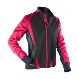 Γυναικείο Softshell Μπουφανάκι Spiro, Freedom S256F magenta/μαύρο Μπλούζες Ενδυση Εργασιας - nolimit.gr