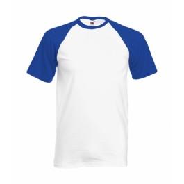 Ενδυση Εργασιας - Μπλουζάκι T-Shirt Basebal Fruit Of The Loom, VALUEWEIGHT 61-026-0 T-Shirts Ενδυση Εργασιας - nolimit.gr
