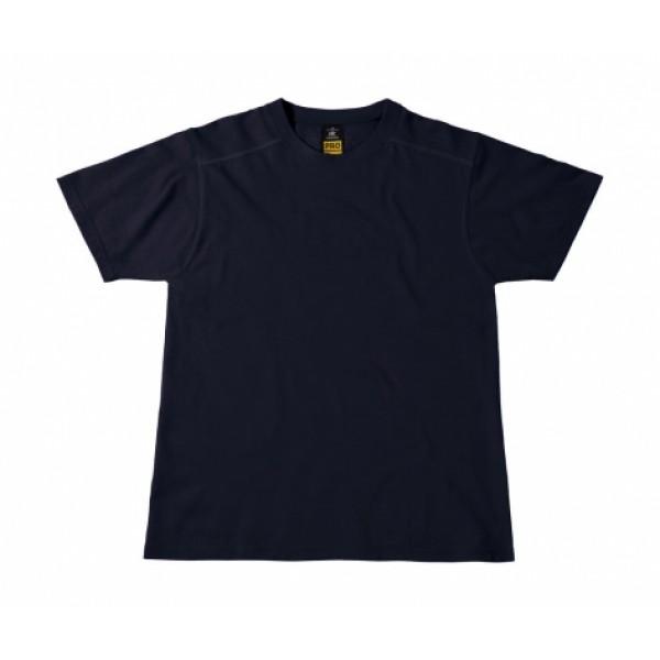 T-Shirt Εργασίας B&C, PERFECT PRO TUC01 μπλε navy T-Shirts Ενδυση Εργασιας - nolimit.gr