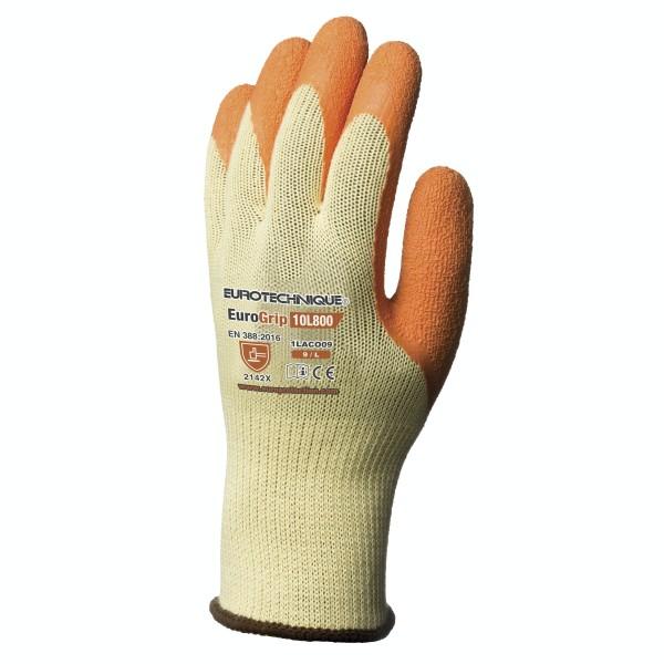 Γάντια Επικάλυψη Latex -Κατάλληλα για Υγρό περιβάλλον εργασίας- Eurogrip 10L800 Coverguard, 1LACO ΠΡΟΣΤΑΣΙΑ ΧΕΡΙΩΝ Ενδυση Εργασιας - nolimit.gr