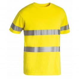Ενδυση Εργασιας - Ανδρικό Μπλουζάκι Με Ανακλαστικές Ταινίες No Limit, 2441686 Υψηλής Ορατότητας Ενδυση Εργασιας - nolimit.gr
