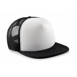 σκουφοι - καπελα - Ενδυση Εργασιας - Καπέλο Beechfield, VINTAGE SNAPBACK TRUCKER B645 Καπέλα - Σκούφοι Ενδυση Εργασιας - nolimit.gr