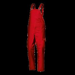 Φόρμα με Τιράντες Βραδύκαυστη 11612 EN 11611, 33276R κόκκινη Multirisk Ενδυση Εργασιας - nolimit.gr