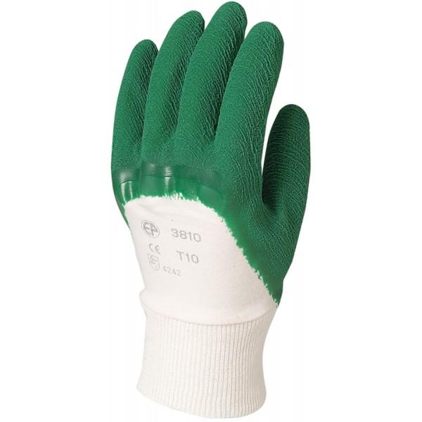 Γάντια Jersey Εμβαπτισμένα Σε Λάτεξ Eurotechnique, 3810 Συμπυκνωμένο Λάτεξ Ενδυση Εργασιας - nolimit.gr