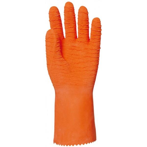 Γάντια Πλεκτά Με Επικάλυψη Λάτεξ Eurotechnique, 3820 Λάτεξ Ενδυση Εργασιας - nolimit.gr