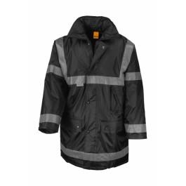 Ενδυση Εργασιας - Μπουφάν Result Work-Guard, MANAGEMENT R023X μαύρο Σακάκια - Μπουφάν Ενδυση Εργασιας - nolimit.gr