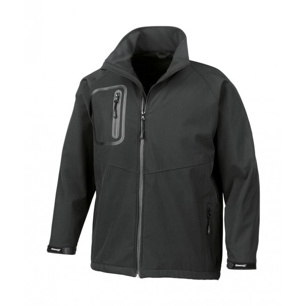Performance Ultra Lite Softshell Result, R136X μαύρο Σακάκια - Μπουφάν nolimit.gr