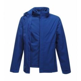 Ενδυση Εργασιας - Μπουφάν Regatta Professional, KINGSLEY 3 IN 1 TRA143 μπλε Σακάκια - Μπουφάν Ενδυση Εργασιας - nolimit.gr