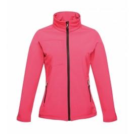 Μπουφαν - Γυναικείο Μπουφάν Girly II Softshell, TRA689 hot pink Ενδυση Εργασιας - nolimit.gr