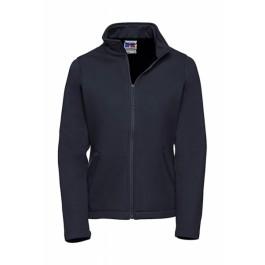 Μπουφαν - Γυναικείο Μπουφάν SmartSoftshell Jacket Russell, R-040F-0 μπλε french navy Σακάκια - Μπουφάν nolimit.gr