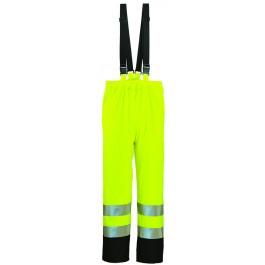 Ενδυση Εργασιας - Παντελόνι Αδιάβροχο Από PU Coverguard, HARBOR κίτρινο/μπλε navy Παντελόνια Ενδυση Εργασιας - nolimit.gr