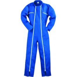 Ενδυση Εργασιας - Ολόσωμη Φόρμα Με 2 Φερμουάρ Coverguard, FACTORY μπλε Φόρμες Ολόσωμες Ενδυση Εργασιας - nolimit.gr