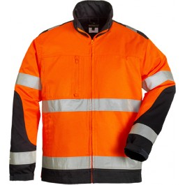 Ενδυση Εργασιας - Μπουφάν Hi-Viz Coverguard, PATROL πορτοκαλί/μπλε navy Σακάκια - Μπουφάν Ενδυση Εργασιας - nolimit.gr