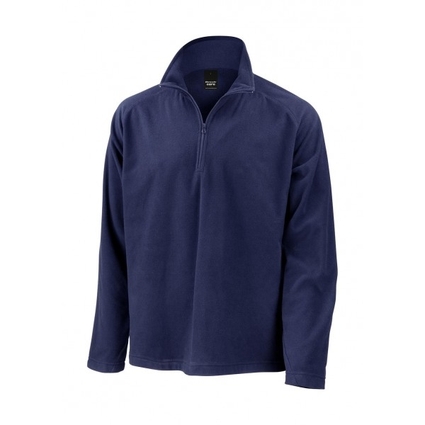 Μπλουζες - Μπλούζα Fleece Result Core, Microfleece Top R112X μπλε navy Μπλούζες nolimit.gr