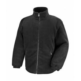 Μπουφάν Χειμερινό Fleece Result Core, Polartherm™ R219X μαύρο Σακάκια - Μπουφάν nolimit.gr