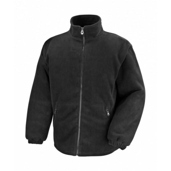 Ενδυση Εργασιας - Μπουφάν Χειμερινό Fleece Result Core, Polartherm™ R219X μαύρο Σακάκια - Μπουφάν Ενδυση Εργασιας - nolimit.gr