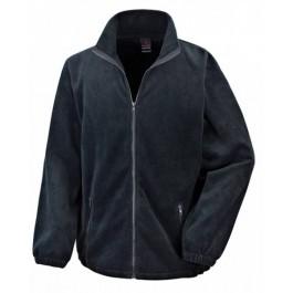 Μπλουζες - Ζακέτα Fleece Result Core, R220M μαύρη Μπλούζες nolimit.gr