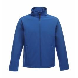 Ανδρικό Μπουφάν Regatta Professional, UPROAR SOFTSHELL TRA642 μπλε oxford Σακάκια - Μπουφάν nolimit.gr