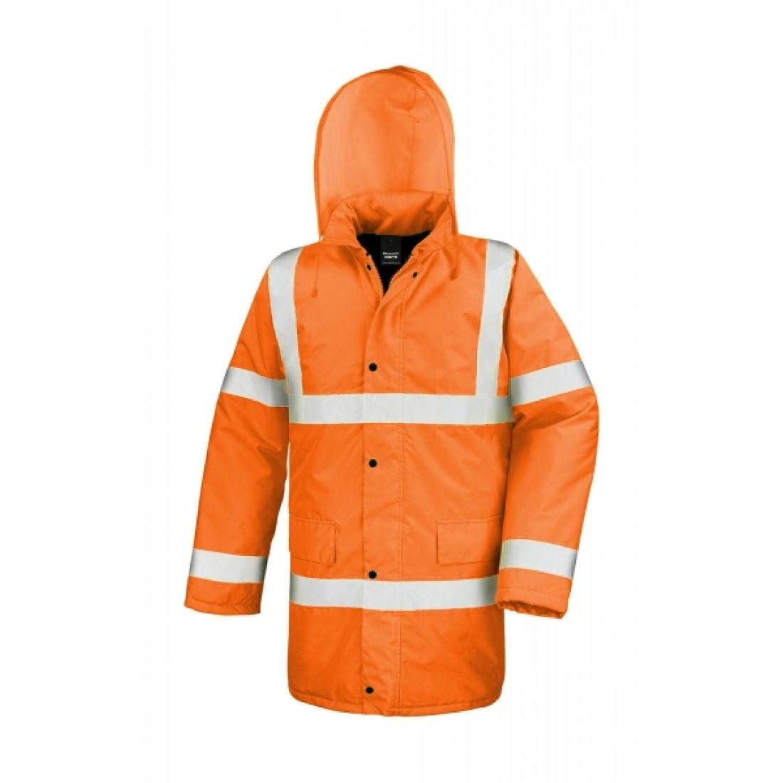 793f94d21b1 Ενδυση Εργασιας - Μπουφάν Core Hi-Viz Motorway Result Safe-Guard, R218X  πορτοκαλί