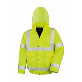 Ενδυση Εργασιας - Μπουφάν Core Hi-Viz Blouson Result Safe-Guard, R217X κίτρινο φθορίζον Σακάκια - Μπουφάν Ενδυση Εργασιας - nolimit.gr