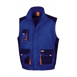 Γιλέκο Εργασίας Result Work-Guard, LITE R317X μπλε royal Γιλέκα Ενδυση Εργασιας - nolimit.gr