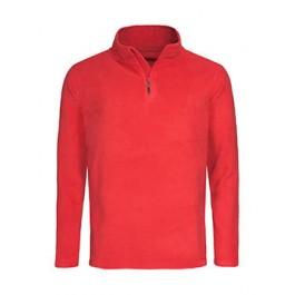Ανδρική Μπλούζα Fleece με Φερμουάρ Active Stedman, ST5020 Μπλούζες Ενδυση Εργασιας - nolimit.gr