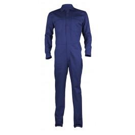 Ενδυση Εργασιας - Ολόσωμη φόρμα εργασίας PARTNER, μπλε ρουά, 100% βαμβάκι, 8PACA Φόρμες Ολόσωμες Ενδυση Εργασιας - nolimit.gr