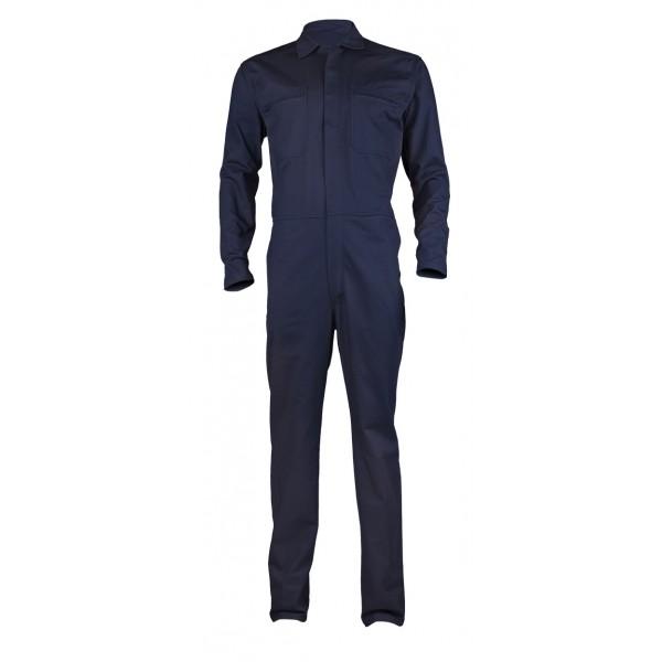 Ενδυση Εργασιας - Ολόσωμη φόρμα εργασίας PARTNER, μπλε σκούρο, 100% βαμβάκι, 8PACN Φόρμες Ολόσωμες Ενδυση Εργασιας - nolimit.gr
