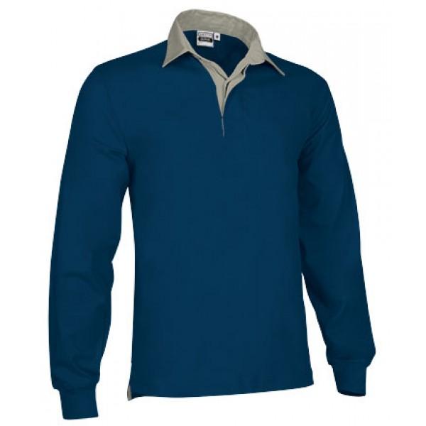 Πολο - Αθλητικό T-Shirt Μακρύ Μανίκι Ruby No Limit, 911.109 μπλε navy Πόλο Ενδυση Εργασιας - nolimit.gr