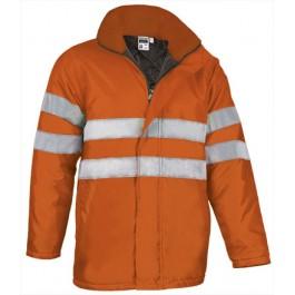 Υψηλής Ορατότητας Μπουφάν Parka Cifa No Limit, 911.209 πορτοκαλί Γιλέκα Ενδυση Εργασιας - nolimit.gr