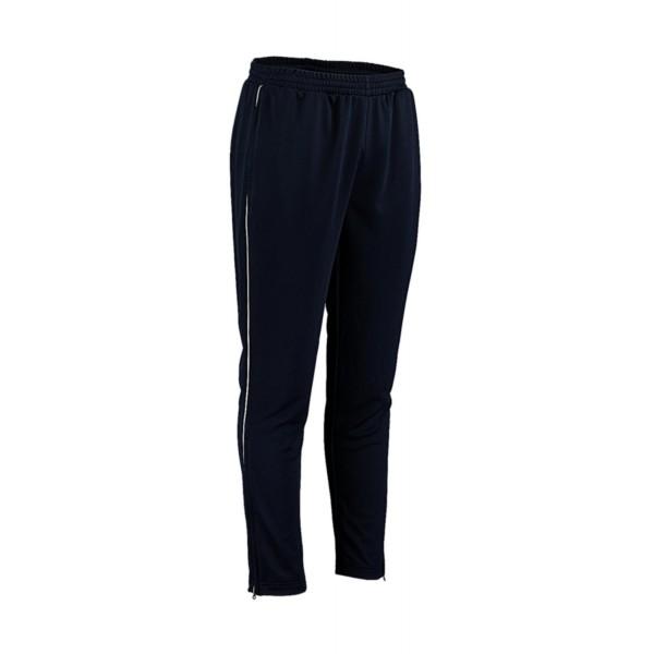 Αθλητικό Παντελόνι Slim Fit Track Gamegear, KK935 μαύρο/λευκό Ενδυση Εργασιας - nolimit.gr