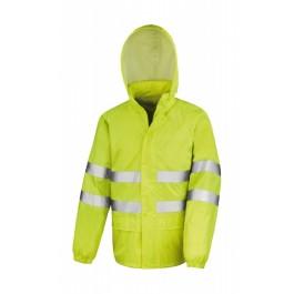 Ενδυση Εργασιας - Αδιάβροχο Σετ Hi-Viz Result Safe-Guard, R216X κίτρινο φθορίζον Υψηλής Ορατότητας Ενδυση Εργασιας - nolimit.gr