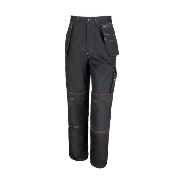 Παντελόνι Εργασίας Holster Result Work-Guard, LITE X-OVER R323X μαύρο Παντελόνια Ενδυση Εργασιας - nolimit.gr