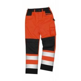Ενδυση Εργασιας - Παντελόνι Εργασίας Hi-Viz Result Safe-guard, Safety Cargo R327X πορτοκαλί φθορίζον Παντελόνια Ενδυση Εργασιας - nolimit.gr