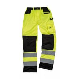 Ενδυση Εργασιας - Παντελόνι Εργασίας Hi-Viz Result Safe-guard, Safety Cargo R327X κίτρινο φθορίζον Παντελόνια Ενδυση Εργασιας - nolimit.gr