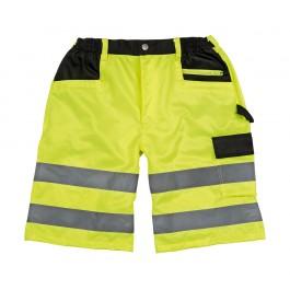 Βερμούδα Ασφαλείας Cargo Result Safe-Guard, R328X Υψηλής Ορατότητας Ενδυση Εργασιας - nolimit.gr