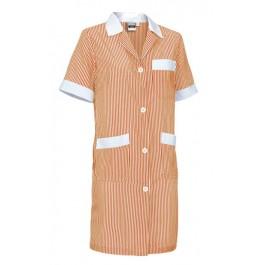 Ρόμπα Καμαριέρας/Οικειακής Βοηθού/Εργασιών No Limit, 911.191 πορτοκαλί ΡΟΥΧΑ Ενδυση Εργασιας - nolimit.gr