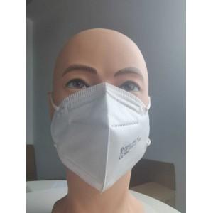 Μάσκα KN95 Προστασίας FFP2 Συσκευασία 5 τεμαχίων, NL150 Μάσκες Ενδυση Εργασιας - nolimit.gr