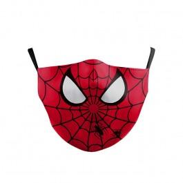 υφασματινη μασκα - προστασια COVID-19 - Υφασμάτινη Μάσκα Πολλαπλών Χρήσεων 2ply, Spiderman NL401 Ενηλίκων Ενδυση Εργασιας - nolimit.gr