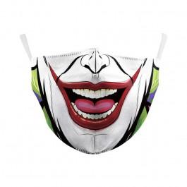 υφασματινη μασκα - προστασια COVID-19 - Υφασμάτινη Μάσκα Πολλαπλών Χρήσεων 2ply, Joker NL406 Ενηλίκων Ενδυση Εργασιας - nolimit.gr