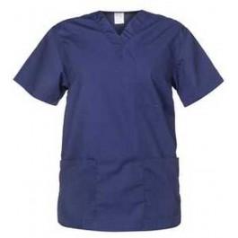 Ιατρών Νοσηλευτών Αισθητικών Μπλούζα Unisex, μπλε σκούρο Ιατρικές - Εργαστηρίου Ενδυση Εργασιας - nolimit.gr