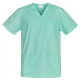 Ιατρών Νοσηλευτών Αισθητικών Μπλούζα Unisex, βεραμάν Ιατρικές - Εργαστηρίου Ενδυση Εργασιας - nolimit.gr