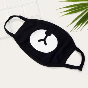 προστασια COVID-19 - Μασκες Προστασιας - Παιδική Μάσκα Προστασίας Αναπνοής Με Σχέδιο Στόμα Αρκουδάκι, NL104 Παιδικές Ενδυση Εργασιας - nolimit.gr