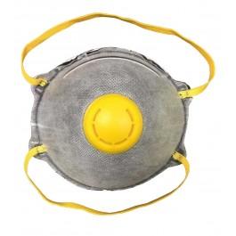προστασια COVID-19 - Μάσκα Προστασίας Αναπνοής FFP2 NR Ενεργού Άνθρακα Με Βαλβίδα Εκπνοής, NL160 Μάσκες Ενδυση Εργασιας - nolimit.gr